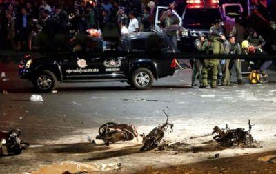 Взрыв в Таиланде: есть погибший и раненые