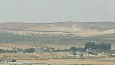 МИД Сирии осудило вторжение войск Турции в Сирию