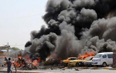 Двойной теракт смертников в центре Ирака: 20 погибших
