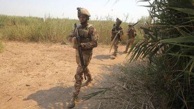 Иракская армия освободила от ИГИЛ еще один город