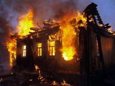 Dəhşət: Ağdaşda ev yandı, 5 yaşlı uşaq öldü