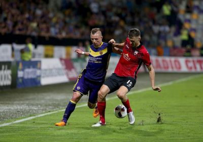 """""""Maribor"""" - """"Qəbələ"""" 1:0 - VİDEO"""