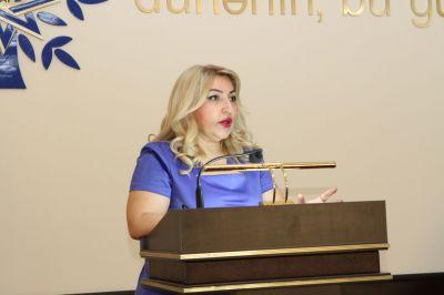 "Mehriban Abasquliyeva: ""Mehriban Əliyeva dünyanın lider xanımları arasında seçilən bir xanımdır"""