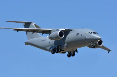 «Антонов» приступил к производству самолетов Ан-178 для Азербайджана