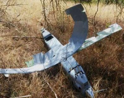 Ermənistanın pilotsuz uçan aparat məhv edildi Naxçıvanda