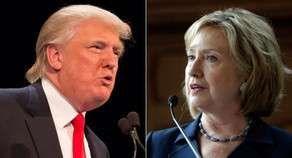 Hillari Klinton Donald Trampı getdikcə üstələyir