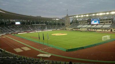 """Stadion direktoru:  """"Qarabağ""""ın ilk oyununa kimi qazon tam hazır olacaq"""