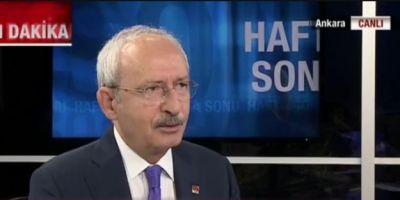 """Kılıçdaroğlu: """"Baş nazir xarici siyasəti 180 dərəcə dəyişdirmək istəyir"""""""