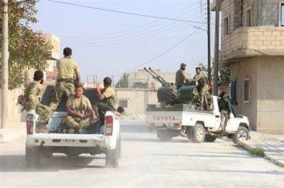 Türkiyədən YPG-yə ağır zərbə: 3 kənd alındı