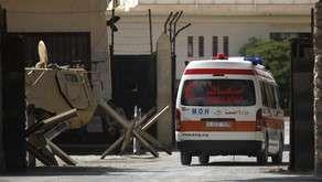 Misirdə ağır yol qəzası baş verdi, 13 nəfər öldü
