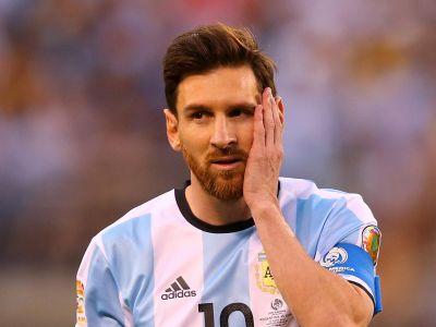 Messi 2 matçda oynamayacaq