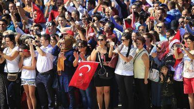 В Турции отмечают Праздник победы