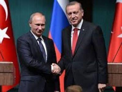 Ərdoğanla Putin Çində görüşəcək