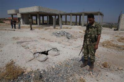 İŞİD-in Cerablusda gizli tunelləri aşkar edildi