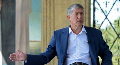 """Almazbek Atambayev: """"Rəqiblərim vaxtilə məndən siqaretpulu alırdılar"""" İTTİHAM"""