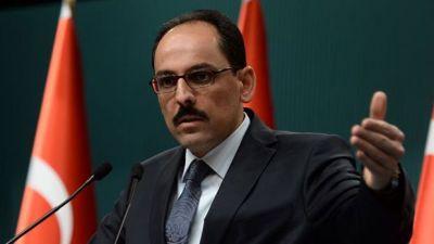Администрация президента: Турция рада нормализации отношений с Россией
