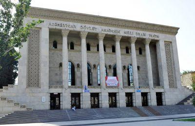 Akademik Milli Dram Teatrının sentyabr REPERTUARI