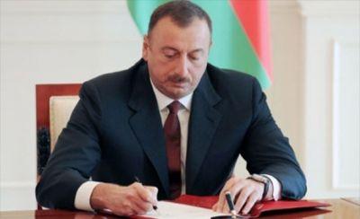 Prezident nekroloq imzaladı