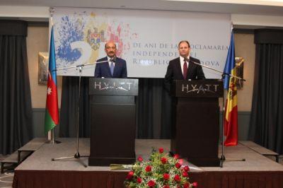 Moldovanın Müstəqillik Günü qeyd olundu FOTOLAR