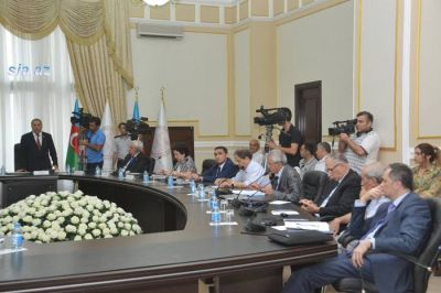 """ICMSEM 2016"" işini davam etdirib  FOTOLAR - SƏS TV"