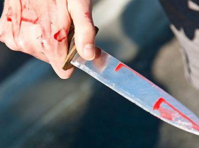 Ağstafada qonşu- qonşunu bıçaqladı