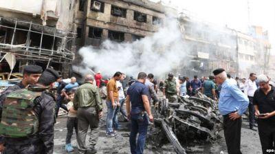 Keçən ay İraqda 700 insan terror qurbanı olub