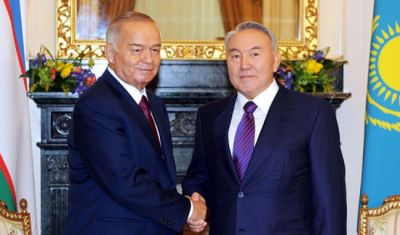 Назарбаев совершит экстренный визит в Узбекистан в субботу