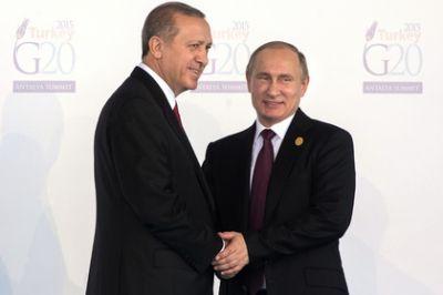 Президенты Турции и России встретятся в Китае
