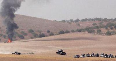 Türk ordusu Suriyada hava limanını ələ keçirdi