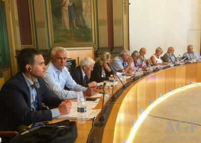 Namiq Əliyev yenidən Dünya Güləş Birliyinin İcraiyyə Komitəsinin üzvü seçilib