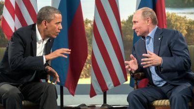 В Китае начались переговоры Путина и Обамы