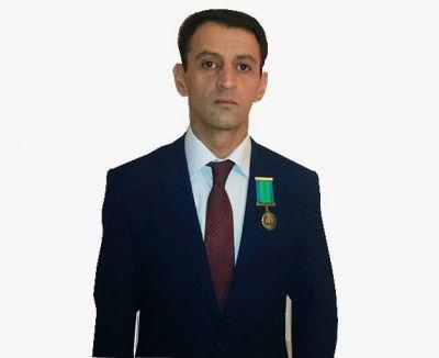 Jurnalist İsmayıl Qasımov təltif edilib