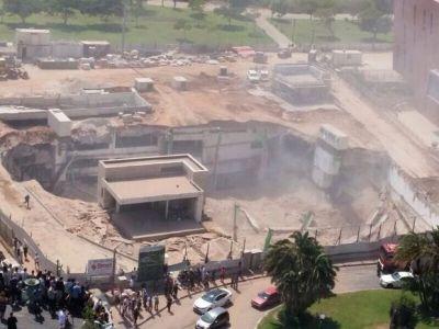 В Тель-Авиве обрушилcя строящийся дом: 20 пропавших без вести