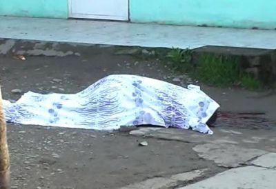 Salyanda qonşu qonşunu öldürdü