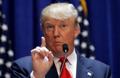 """Trampdan ŞOK açıqlama: """"Amerika iqtisadiyyatı saxtadır"""""""