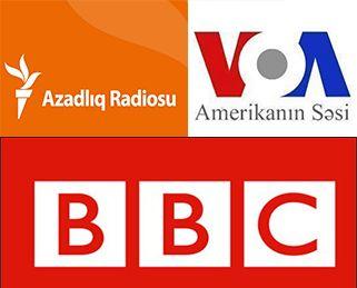 """Xarici radiostansiyaların Azərbaycan redaksiyalarının """"demokratiya"""" imitasiyası"""