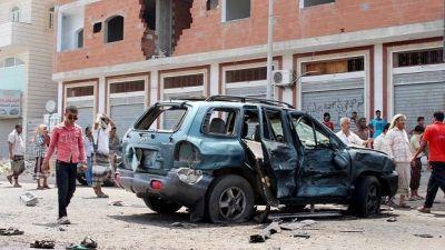 Теракт в центре Багдада, есть погибшие