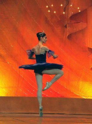 Akademik Opera və Balet Teatrının solisti beynəlxalq tədbirdə