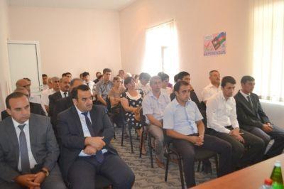 Избиратели Шабранского района поддерживают Акт о Референдуме
