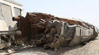 Misirdə sərnişin qatarı qəzaya uğradı, 5 nəfər öldü