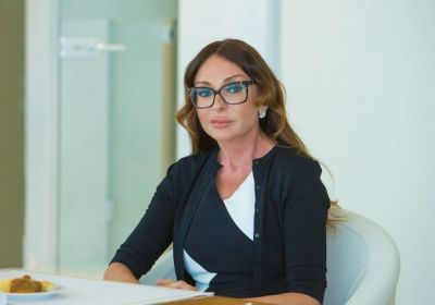 Первая леди Азербайджана удостоена диплома почетного доктора Израильской медицинской академии