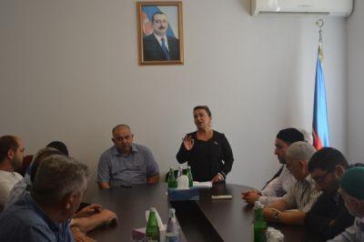 Seçicilər Konstitusiya islahatlarını dəstəkləyir FOTOLAR - YENİLƏNİB