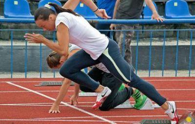 Yelena Çebanu Paralimpiya oyunlarında yarımfinala çıxıb