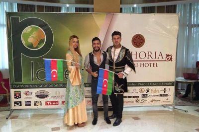 """Azərbaycan modelləri """"Miss & Mister Planet-2016"""" gözəllik müsabiqəsində FOTOLAR"""
