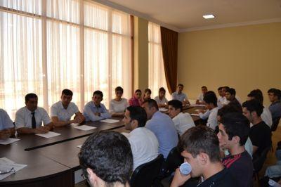 Gənclər dəyişiklikləri dəstəkləyir    FOTOLAR - YENİLƏNİB