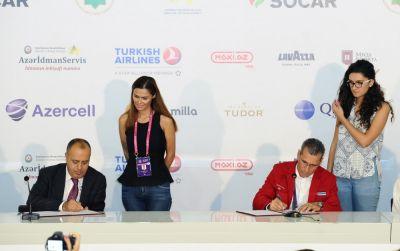 Azərbaycan və Kuba Şahmat federasiyaları arasında memorandum imzalanıb