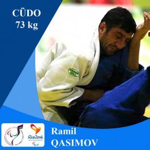 """Ramil Qasımov """"Rio-2016""""da qızıl medal qazandı!"""