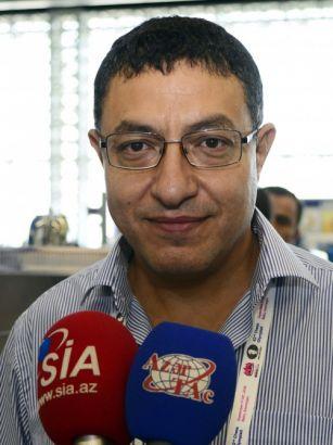 """Marvan Abudi: """"Bakı turniri mükəmməl təşkil olunub"""""""