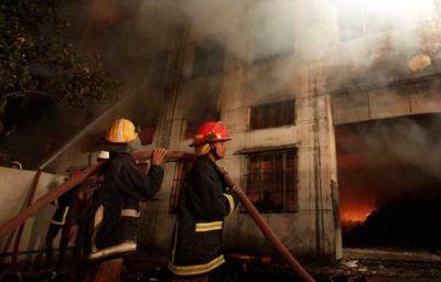 В Бангладеше произошел взрыв, есть погибшие