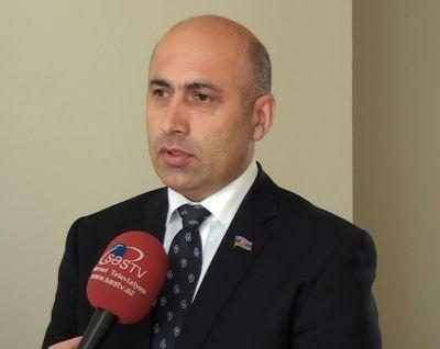 """Deputat: """"Ölkədə sarsılmaz xalq-iqtidar birliyi mövcuddur"""" AÇIQLAMA"""